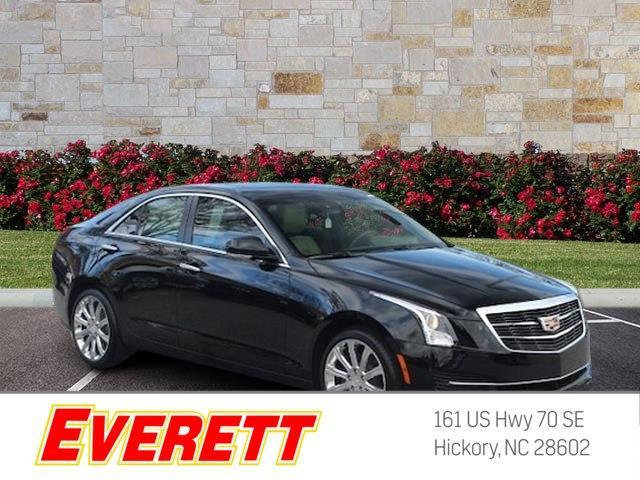 New 2018 Cadillac Ats Sedan 2 0l Turbo Luxury Sedan In Morganton
