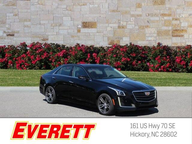 New 2019 Cadillac CTS Sedan 3.6L Twin Turbo V-Sport