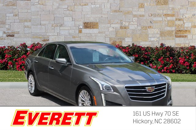 Certified Pre Owned 2016 Cadillac Cts 3 6l Luxury Collection Awd