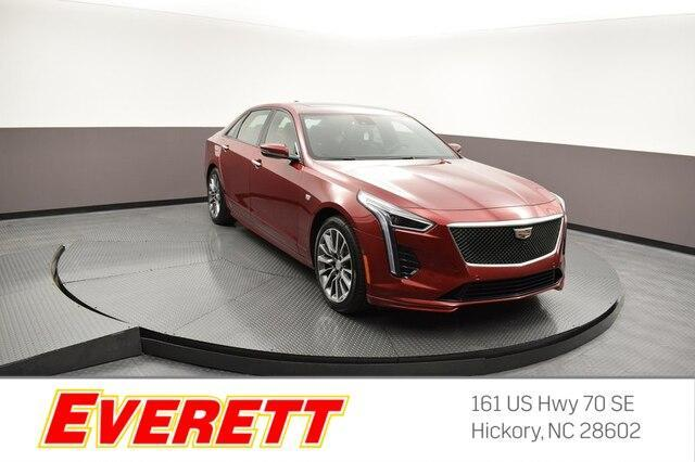 New 2019 Cadillac CT6 Sport