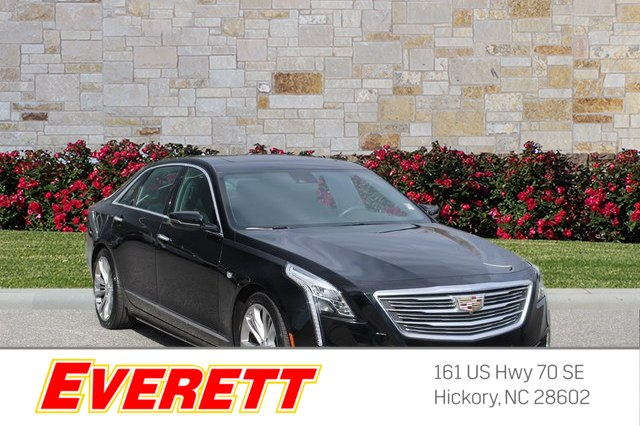 Certified Pre Owned 2017 Cadillac Ct6 3 0l Twin Turbo Platinum Awd