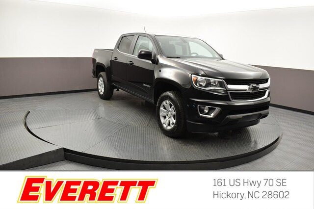 Pre-Owned 2017 Chevrolet Colorado LT Crew Cab 4x4