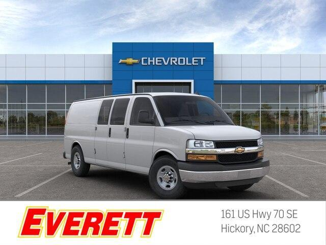 New 2019 Chevrolet Express Cargo Van Extended Cargo Van In