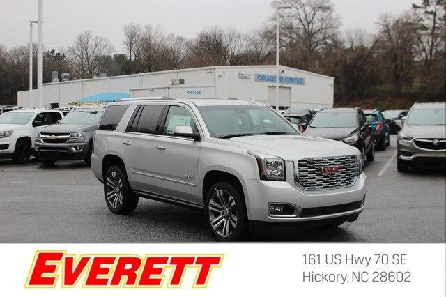 New 2019 GMC Yukon Denali 4x4