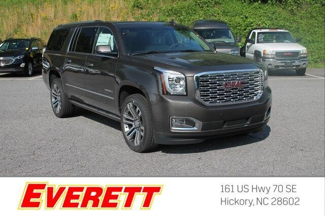 New 2019 GMC Yukon XL Denali 4x4