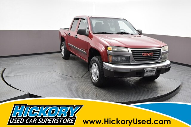 Pre-Owned 2005 GMC Canyon SLE Crew Cab Z85 4x4