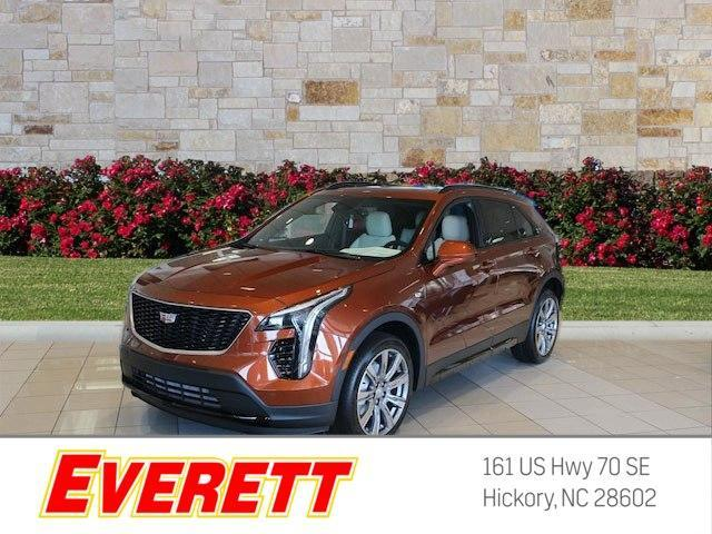 New 2019 Cadillac Xt4 Sport Awd Suv In Morganton A19 30 Everett