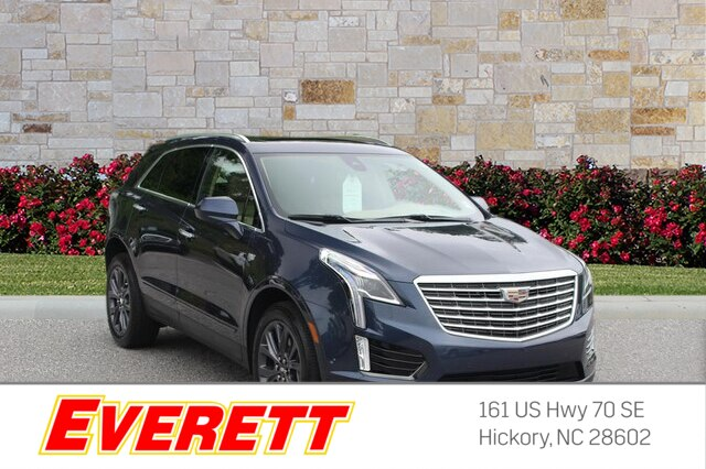 Certified Pre-Owned 2018 Cadillac XT5 Platinum