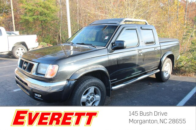 Pre-Owned 2000 Nissan Frontier SE-V6 4x2