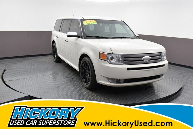 Pre-Owned 2012 Ford Flex Limited