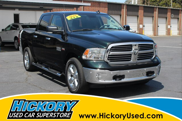 Pre Owned 2016 Ram 1500 Slt Horn Crew Cab 4x4