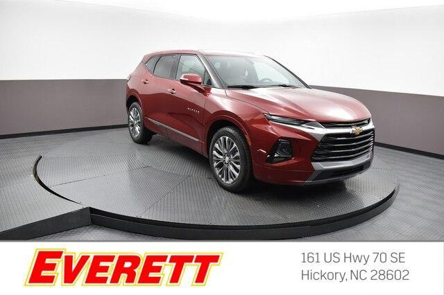 New 2020 Chevrolet Blazer Premier AWD