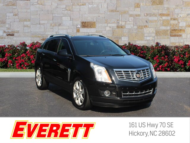 2016 Cadillac Crossover >> Pre Owned 2016 Cadillac Srx Performance Collection Fwd Fwd Suv