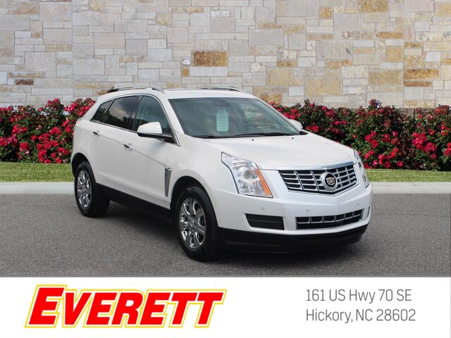 2016 Cadillac Crossover >> Certified Pre Owned 2016 Cadillac Srx Luxury Collection Awd Awd