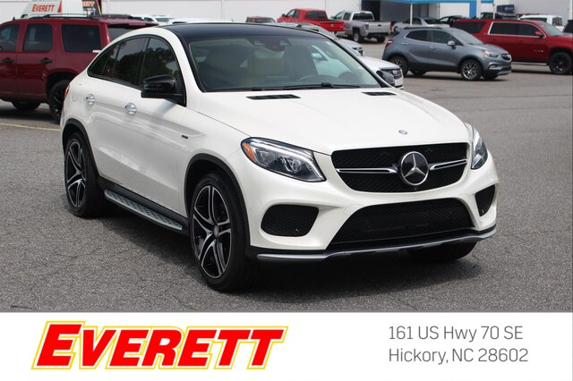 Pre Owned 2016 Mercedes Benz Gle 450 Amg Coupe Base Awd