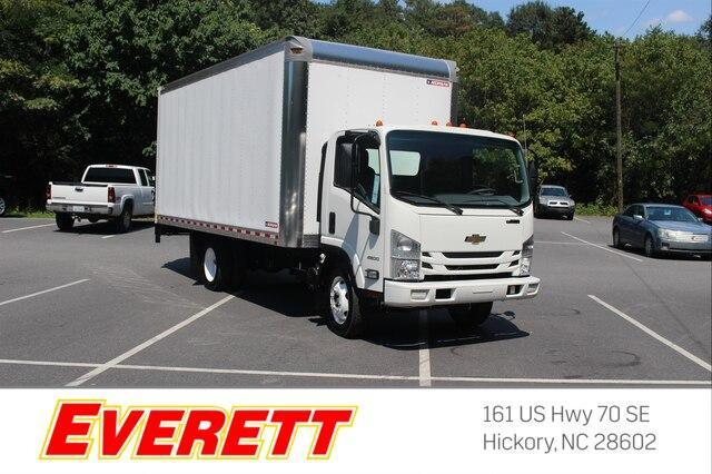 Everett Chevrolet Hickory Nc >> New 2019 Chevrolet Low Cab Forward Reg Cab W 20 Box And Liftgate Rwd Standard Cab
