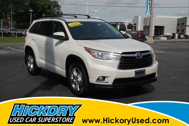 Pre-Owned 2016 Toyota Highlander Limited V6 AWD