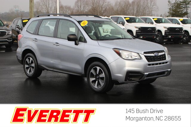 Pre-Owned 2017 Subaru Forester 2.5i AWD