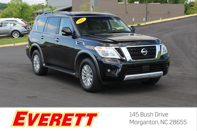 Pre-Owned 2017 Nissan Armada SV 4x2