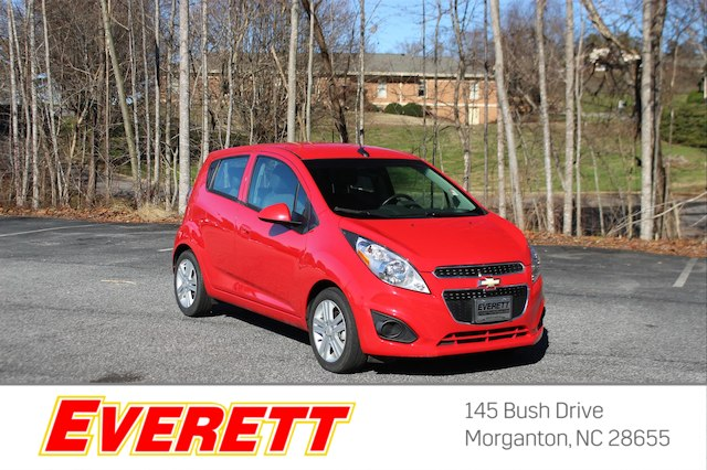 Certified Pre-Owned 2014 Chevrolet Spark LS Auto 4dr Hatchback