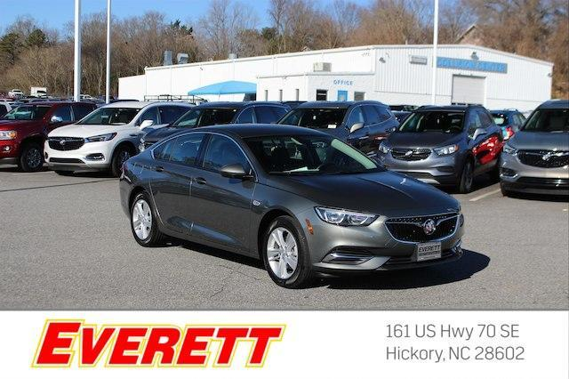 New 2019 Buick Regal Sportback Preferred Hatchback In Morganton B19