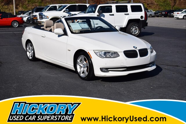 BMW 335I Convertible >> Pre Owned 2011 Bmw 335i 335i Convertible Rwd Convertible