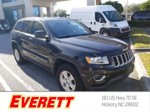 Pre-Owned 2016 Jeep Grand Cherokee Laredo 4x4