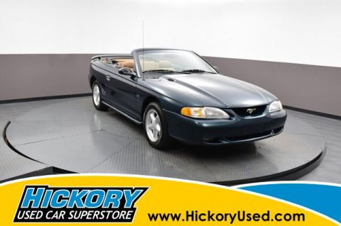 Pre-Owned 1994 Ford Mustang GT Convertible