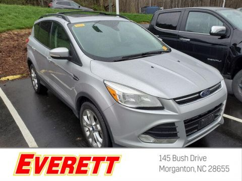 Pre-Owned 2013 Ford Escape SEL 4x4