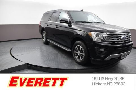 Pre-Owned 2018 Ford Expedition Max XLT 4x4