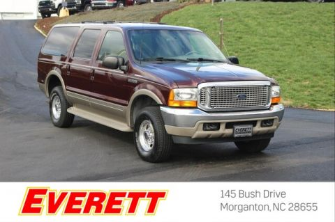 Pre-Owned 2000 Ford Excursion Limited 4x4