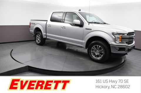 Pre-Owned 2019 Ford F-150 Lariat SuperCrew Cab Styleside 4x4