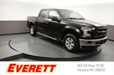 Pre-Owned 2016 Ford F-150 XL SuperCrew 4x4