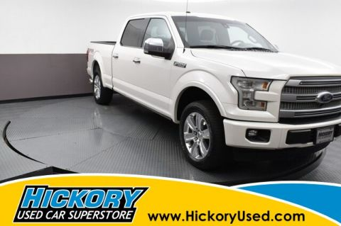 Pre-Owned 2016 Ford F-150 Platinum SuperCrew Cab 4x4