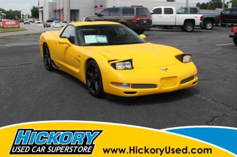 Pre-Owned 2003 Chevrolet Corvette Z06 Hardtop