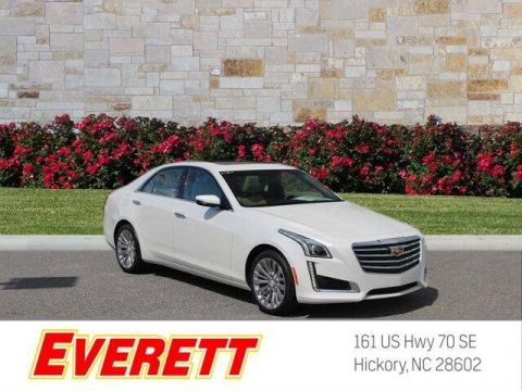 New 2019 Cadillac CTS Sedan 2.0L Turbo Luxury