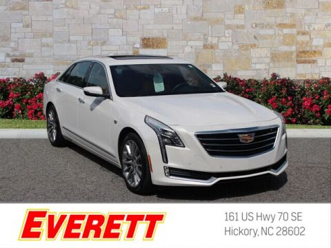 Certified Pre-Owned 2016 Cadillac CT6 3.6L Premium Luxury AWD