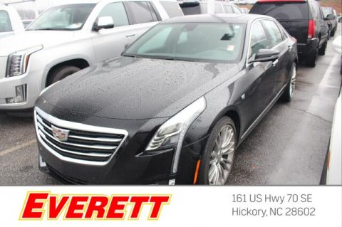 Certified Pre-Owned 2017 Cadillac CT6 3.6L Premium Luxury AWD