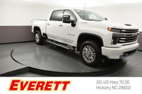 New 2020 Chevrolet Silverado 2500HD High Country Crew Cab Z71 4x4