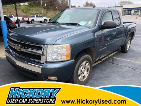 Pre-Owned 2007 Chevrolet Silverado 1500 LT2 Ext Cab 4x4
