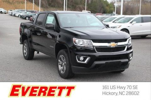 New 2019 Chevrolet Colorado Z71 Crew Cab 4x2