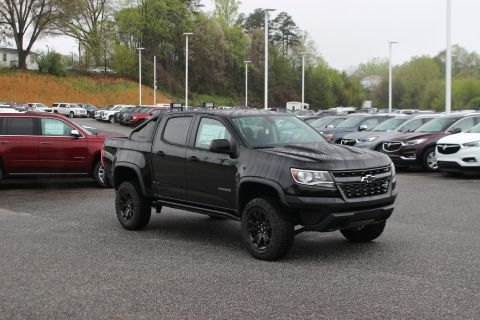 New 2019 Chevrolet Colorado ZR2 Crew Cab 4x4