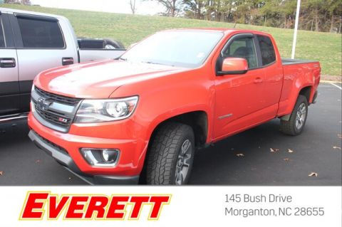 Pre-Owned 2016 Chevrolet Colorado Z71 4x4