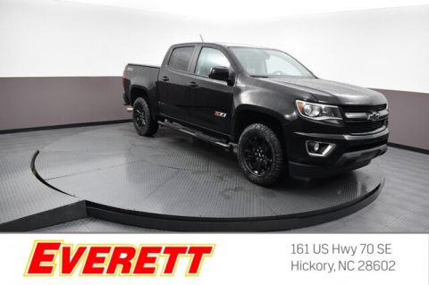 Pre-Owned 2016 Chevrolet Colorado Z71 Crew Cab 4x4