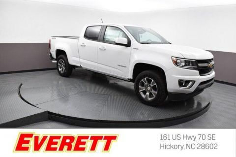 New 2020 Chevrolet Colorado Z71 Crew Cab 4x4
