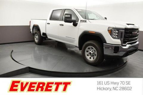New 2020 GMC Sierra 2500HD Base Crew Cab 4x4