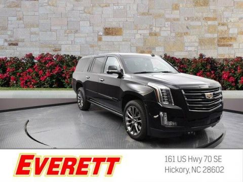 New 2019 Cadillac Escalade ESV Platinum 4X4 SUV in Morganton