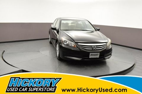 Pre-Owned 2012 Honda Accord 2.4 LX