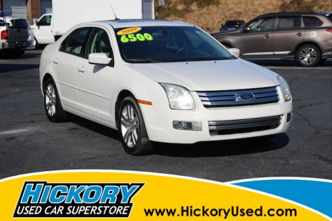 Pre-Owned 2009 Ford Fusion SEL I4