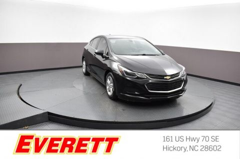 Pre-Owned 2017 Chevrolet Cruze LT Auto Hatchback